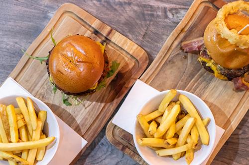 gourmet burger Dublin city centre