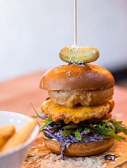 Gourmet Burger Dublin